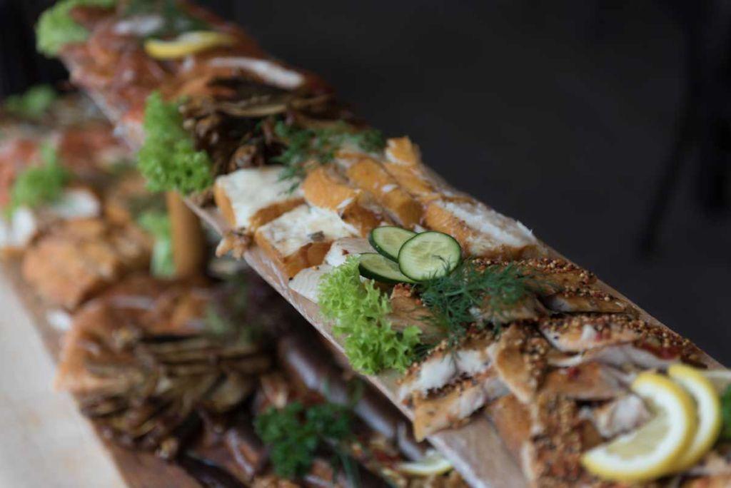 Veranstaltung in der Fischbratküche